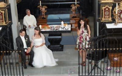 Hochzeit: Sparpotentiale beim Gesang