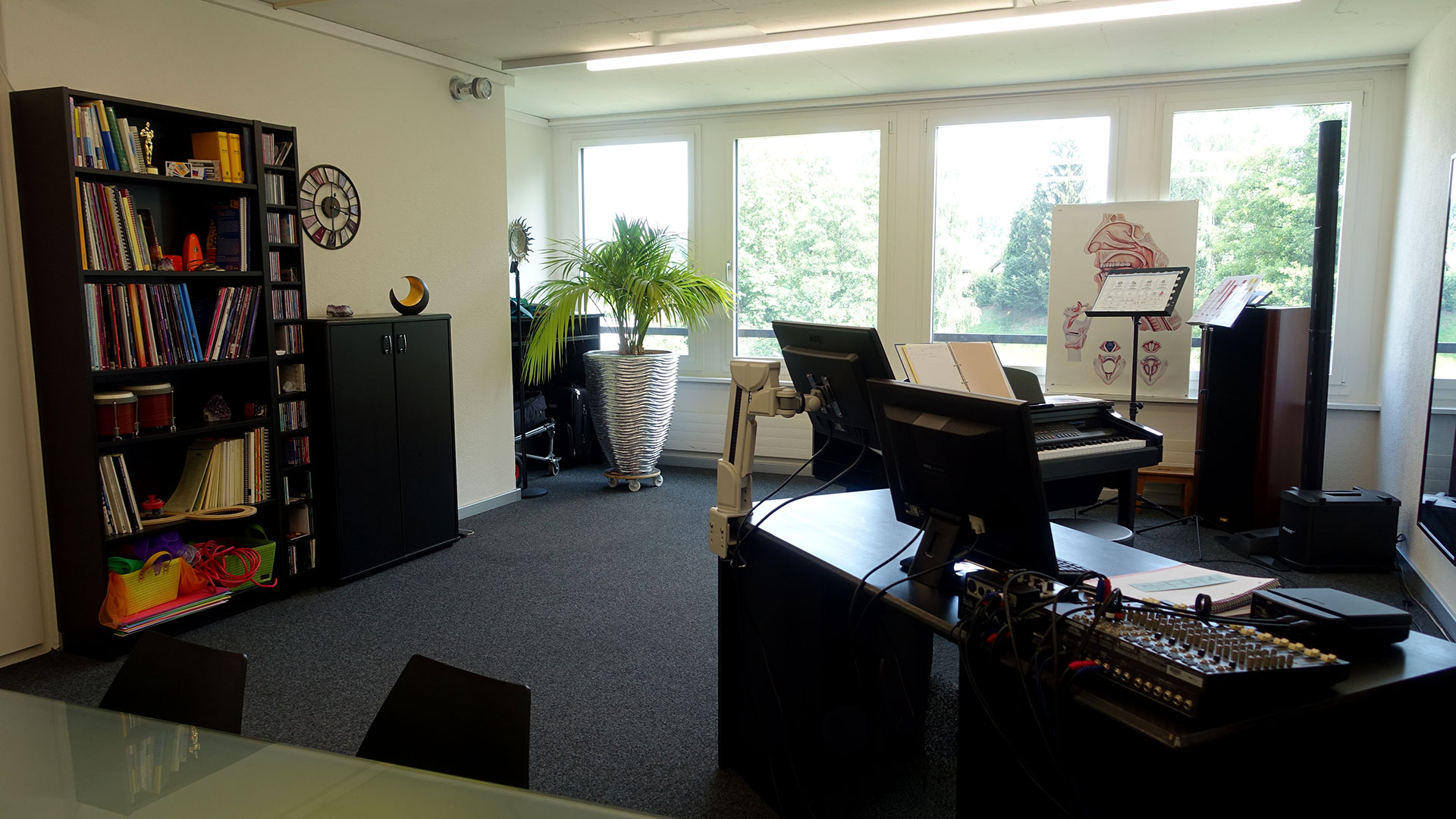 Studio Gesangsunterricht Irène Straub